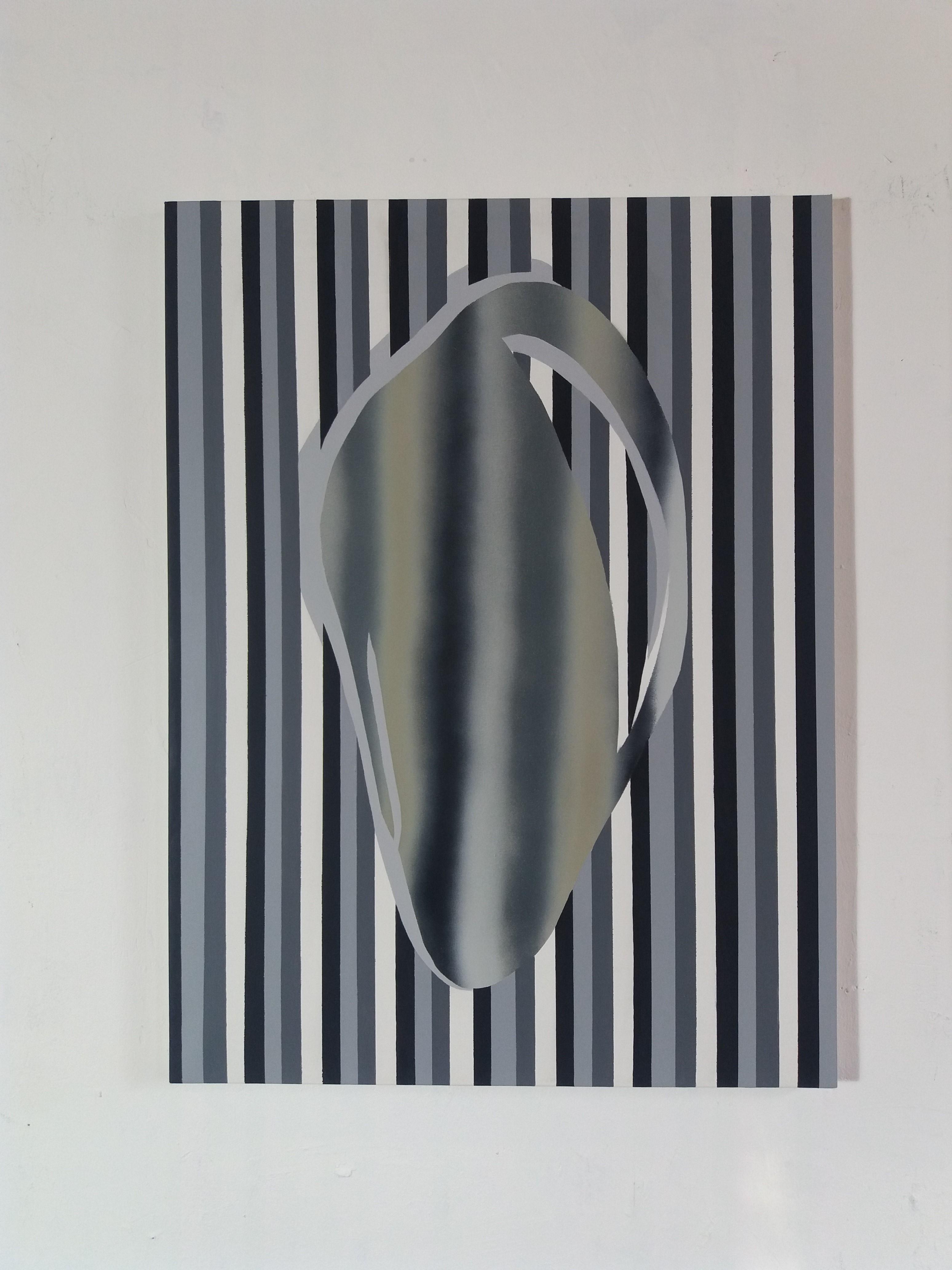 Fókusztalan 2017 akril,vászon 80x60cm