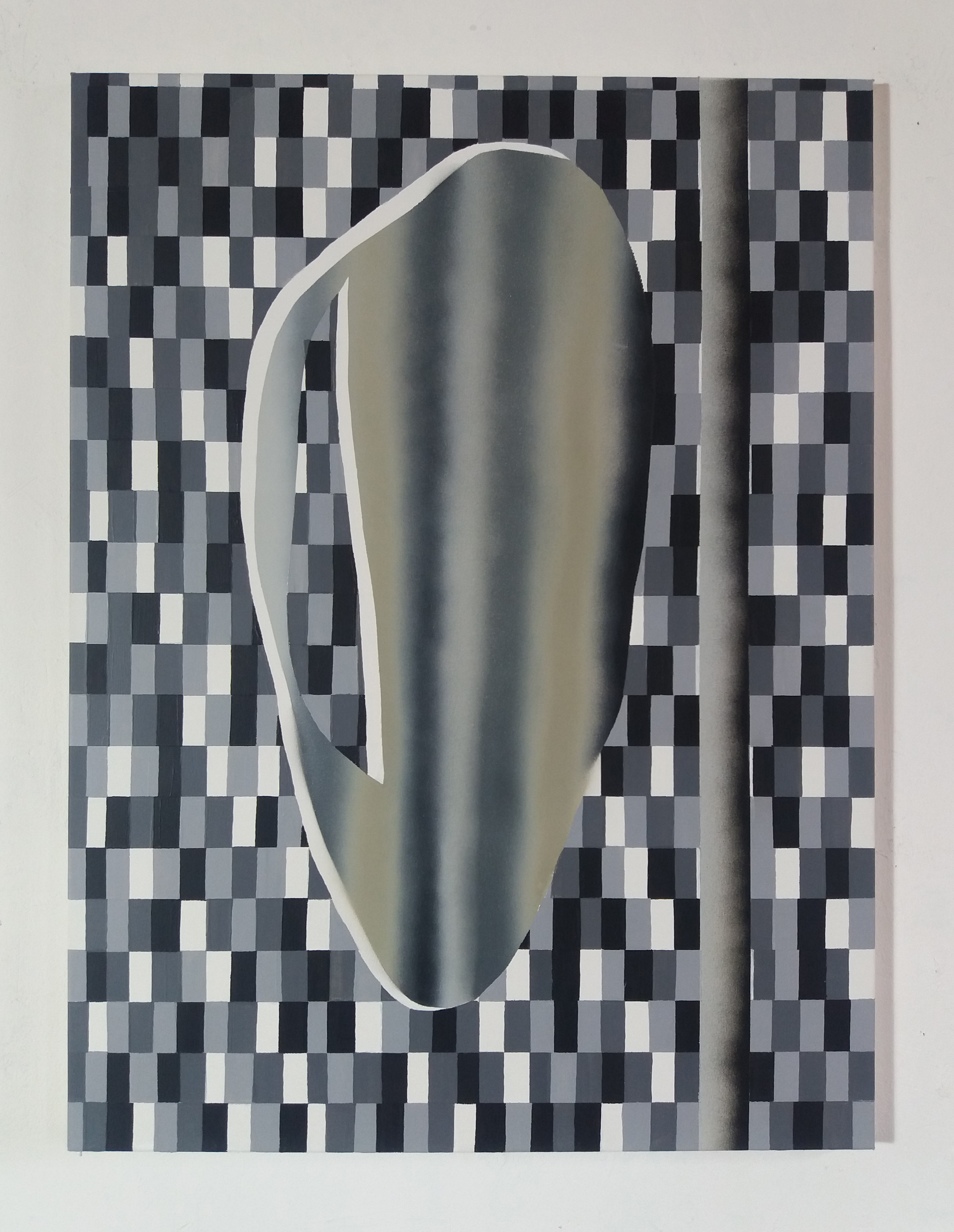 Fókusztalan III. 2017 akril vászon, 80 x 60 cm_crop